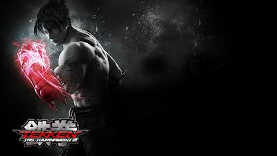 Jin Kozama Tekken Tag Tournament 2 Wallpaper