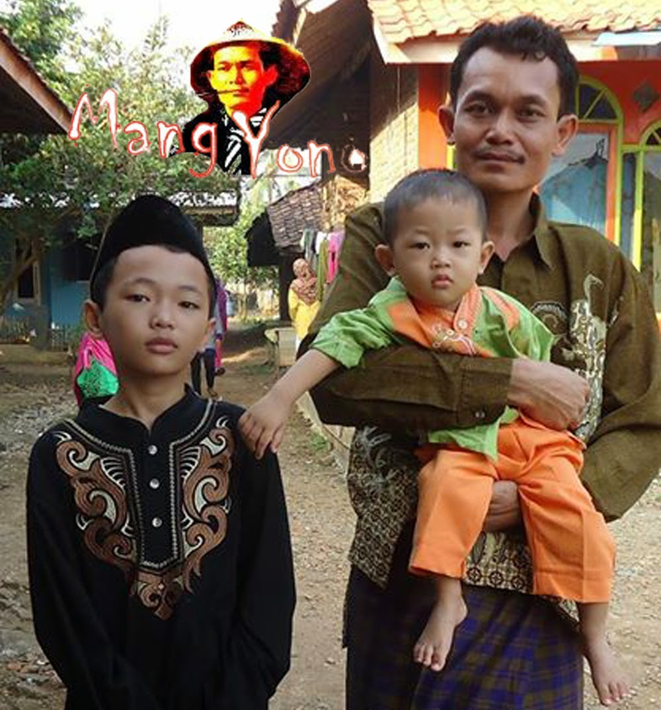 Mang, Si Kakak dan si Adik