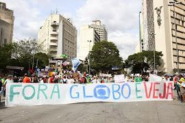 A odiada Globo manipula contra a PEC 37