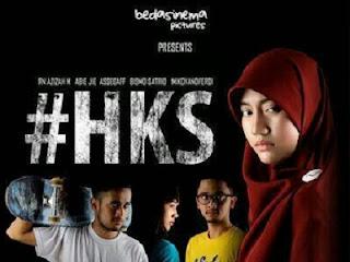Hanya Kerudung Sampah #HKS