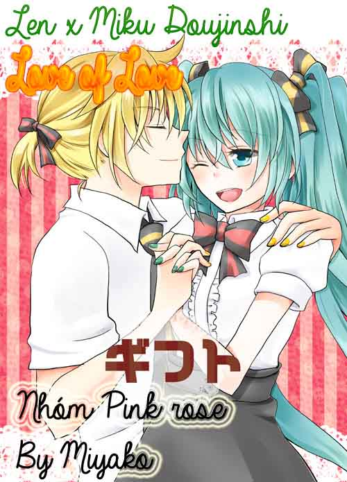 Vocaloid Len X Miku Doujinshi Collection: Chapter 3 - Page 1