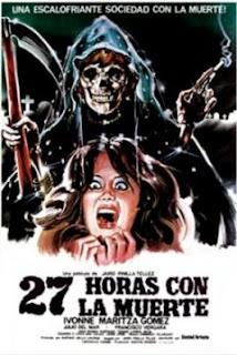 27 horas con la muerte dirigida por Jairo Pinilla