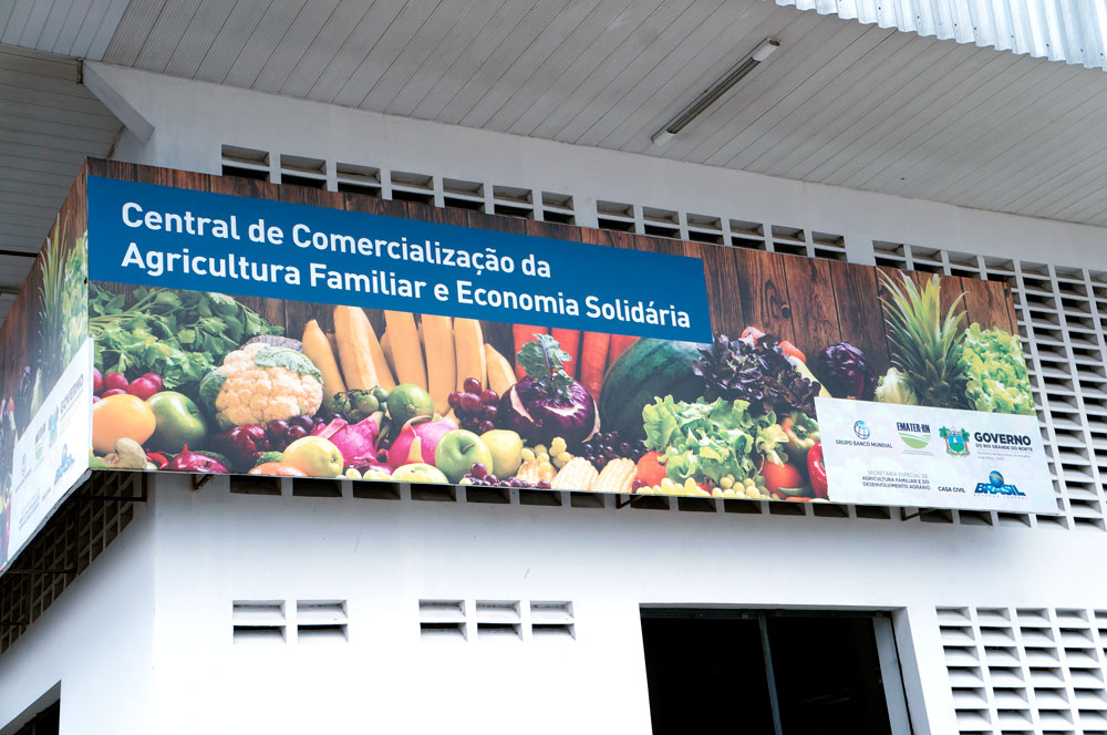 CECAF - Central de Comercialização