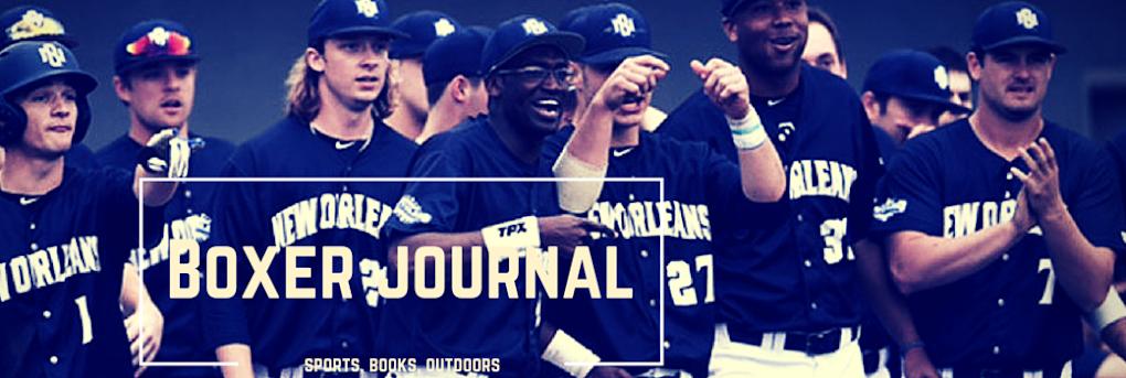 Boxer Journal