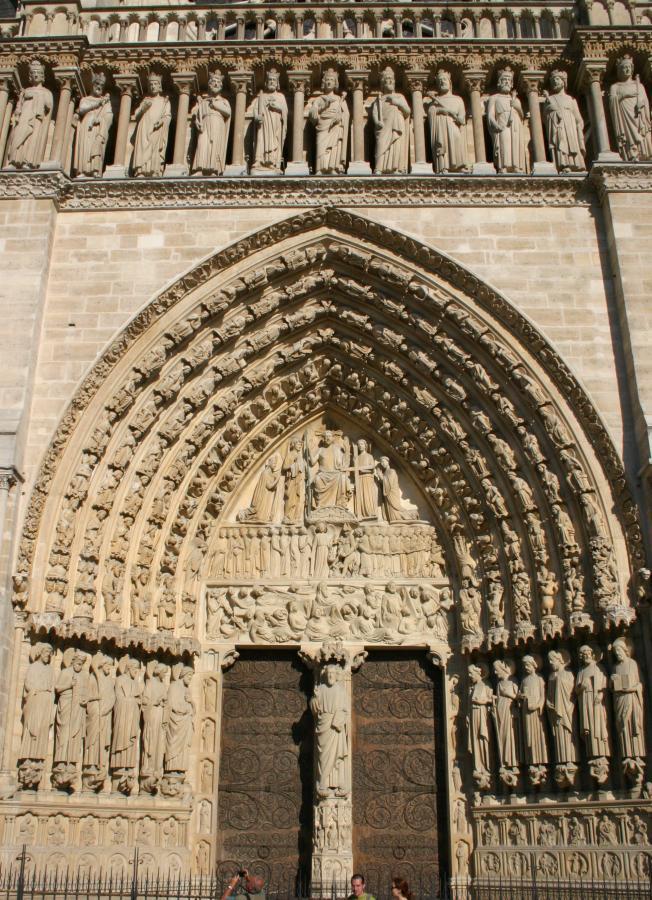 La cattedrale Notre-Dame de Paris 1163-1345 | 1000 anni di storia
