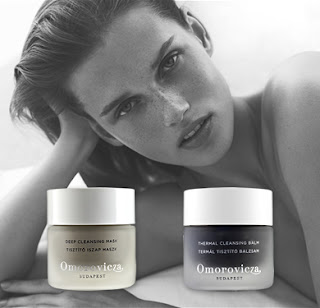 Omorovicza Summer Glow Thermal Cleansing Balm Deep Cleansing Mask