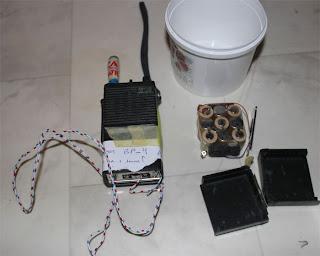 Icom IC-U6 kommunikationsradio säljes