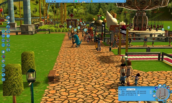 RollerCoaster Tycoon 3 Platinum PC Screenshot Gameplay 3 RollerCoaster Tycoon 3 Platinum PC Cracked