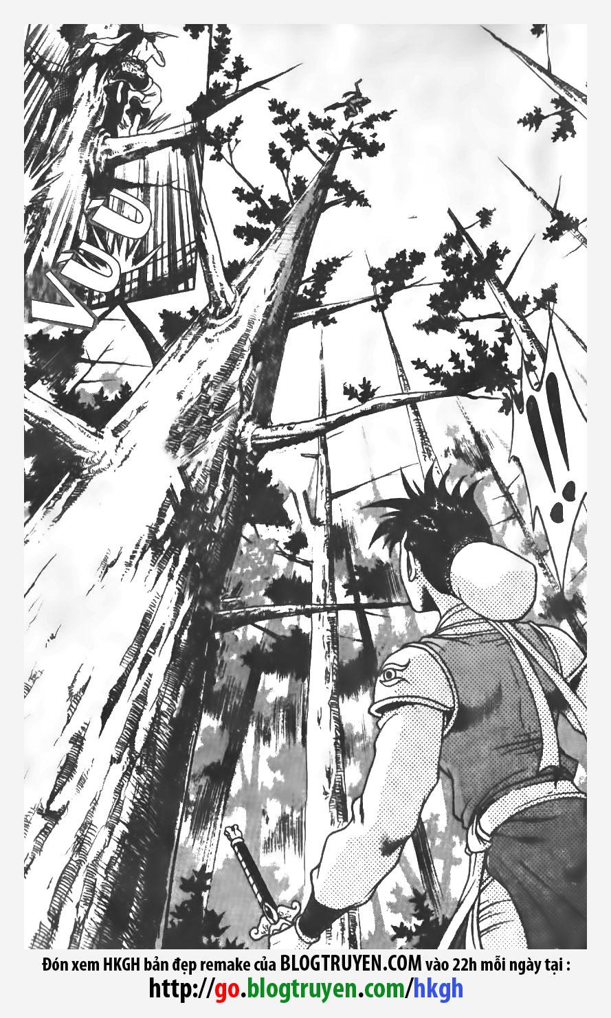 Hiệp Khách Giang Hồ - Hiệp Khách Giang Hồ Chap 152 - Pic 4