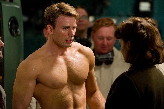 FILMS FANTASTIQUES - Page 2 Captain-America