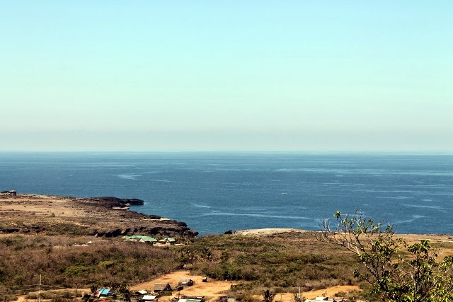 Cape Bojeador Lighthouse view