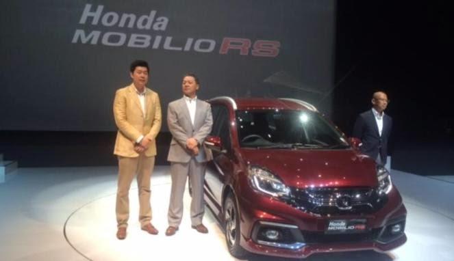 Gratis Bensin 'Setahun' Untuk Pembelian Mobil Honda