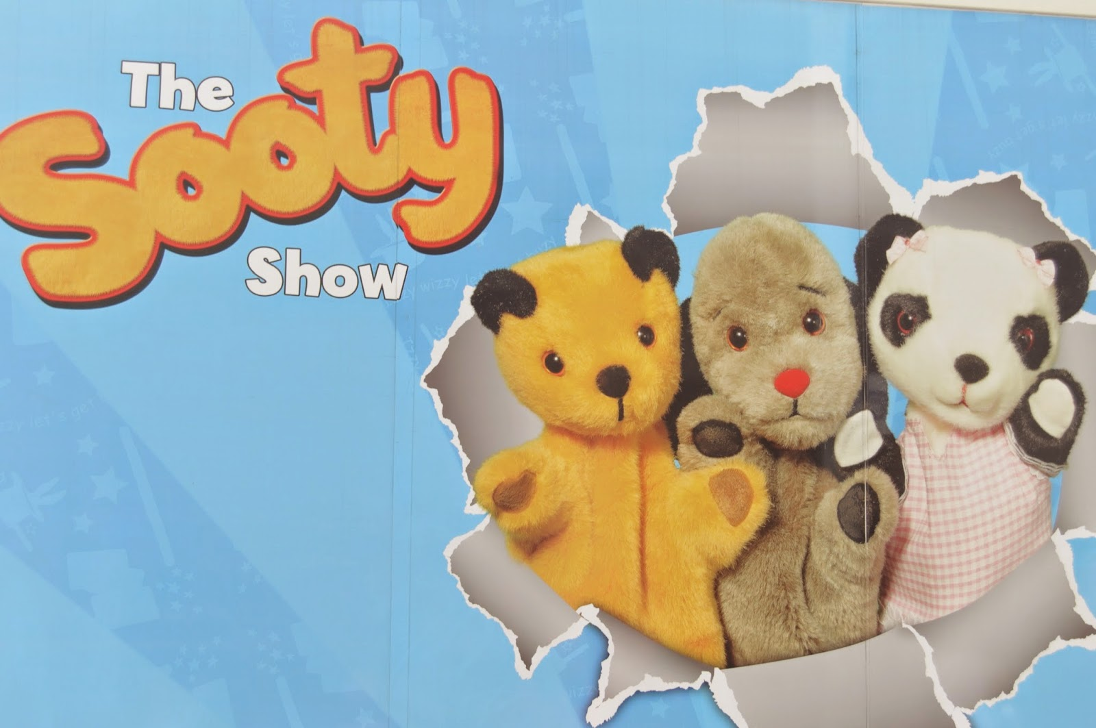 Sooty, Sweep and Soo! The Sooth Show Live!