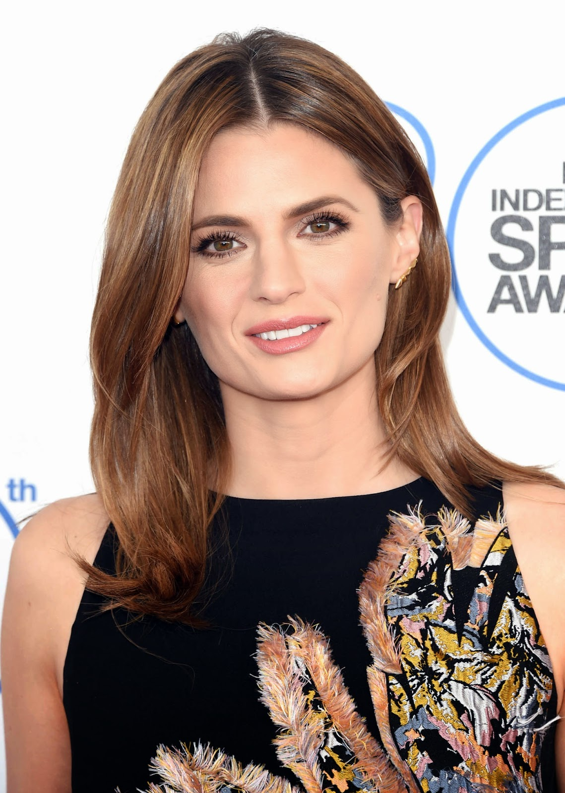 Stana Katic – 2015 Film Independent Spirit Awards in Santa Monica