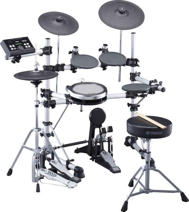 Drum beat rockers newest yamaha electric drum kit for Electric drum set yamaha