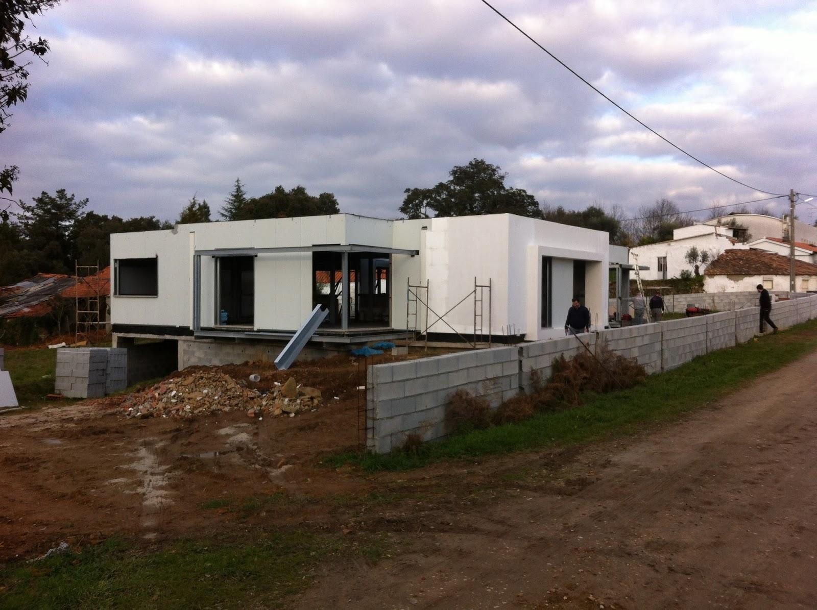 Casas modulares steel houses - Casas modulares portugal ...