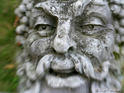 ... Family Sculpture Garden. There Are Fewer Carvings There Now, But The  Ones That Are There Are Characters. Here Are Some Of My Favorite Stone Faces  From ...