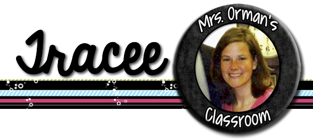 Mrs. Orman's Classroom ~ www.traceeorman.com