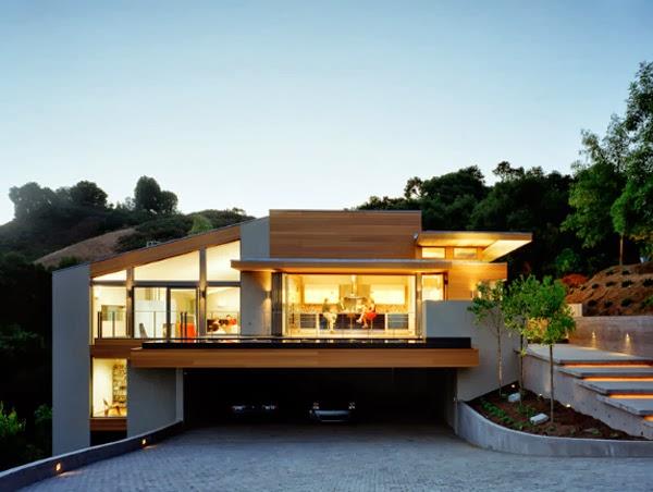 Desain Rumah Eropah