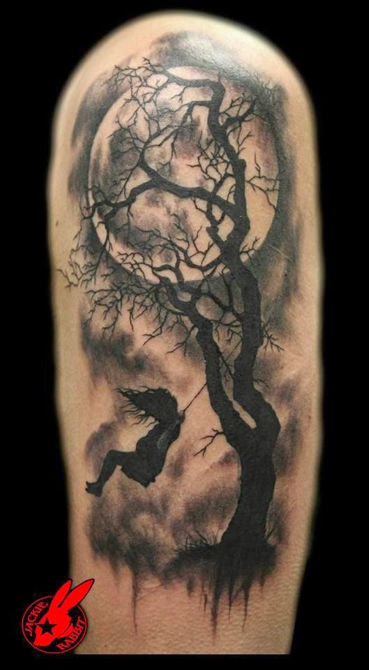 Moon Tattoos