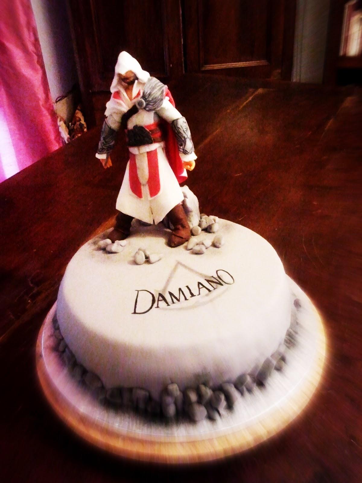 Assassin S Creed Per Damiano La Torta Celiaca