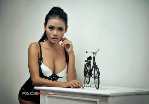 Aurora Lessa For Facemagz May