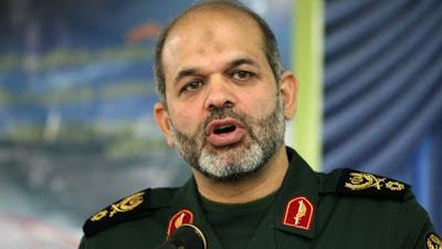 la proxima guerra iran tiene drones aviones no tripulados avanzados ahmad vahidi