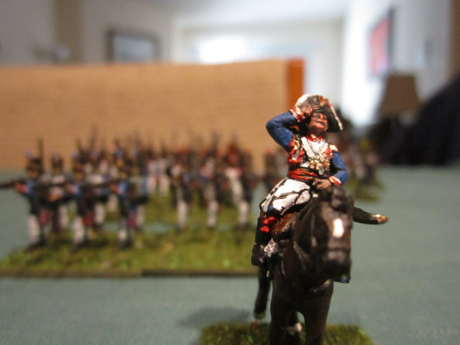 Sound officers call shako peninsula fight french - French div 2 ...