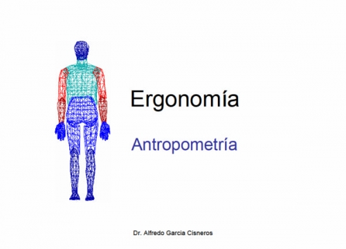 Ergonomia trabajo colaborativo 2 1 antropometria for Antropometria y ergonomia