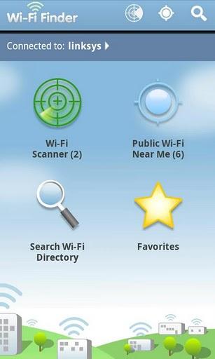 Free APK Android Apps: WiFi Finder v3.2 - Download APK