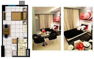 Avida Towers Sucat Studio Unit Plan