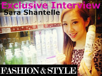 Sara Shantelle Lim's Exclusive Interview with FASHION & STLYE USA Magazine