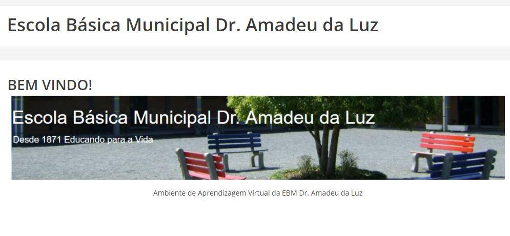 AVA Amadeu - Moodle