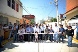 En Xalapa, obras de utilidad pública para los ciudadanos: Américo Zúñiga