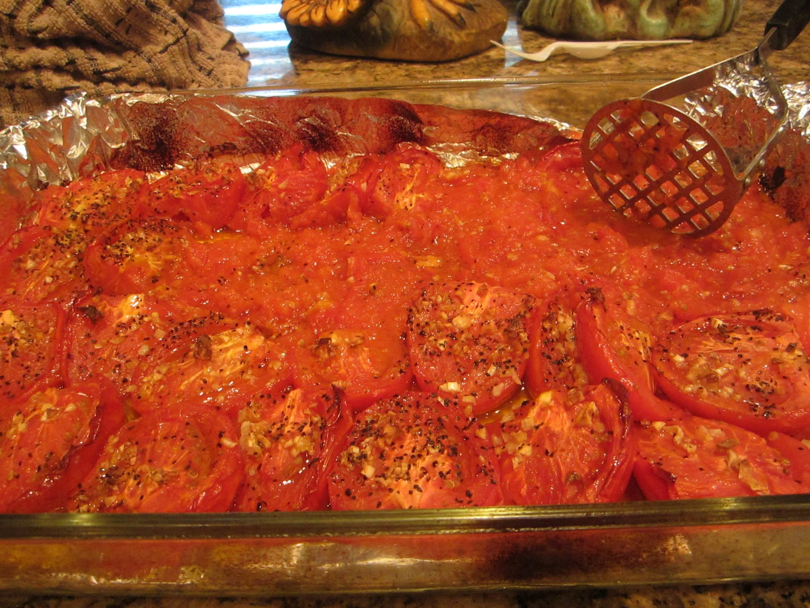 Roasted Roma Tomato Lasagna Recipes — Dishmaps