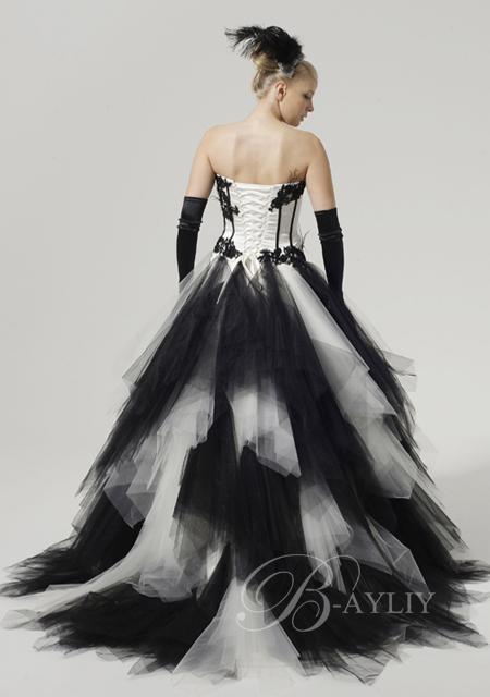 Robe de mariee rock glamour