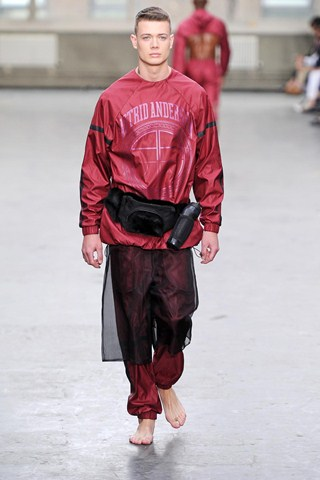 astrid andersen spring summer 13 menswear london collections men