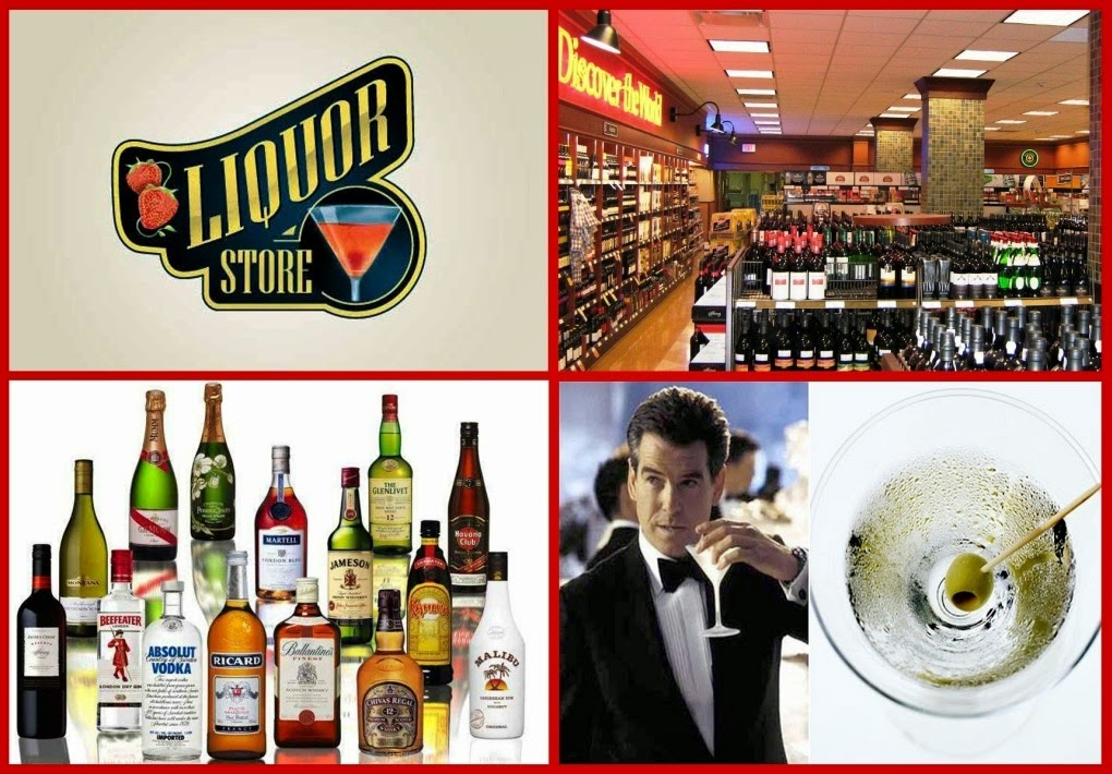 Liquor Store | Business Ideas