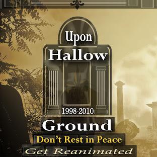 On Hallow Ground