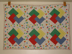 Lisa's baby quilt