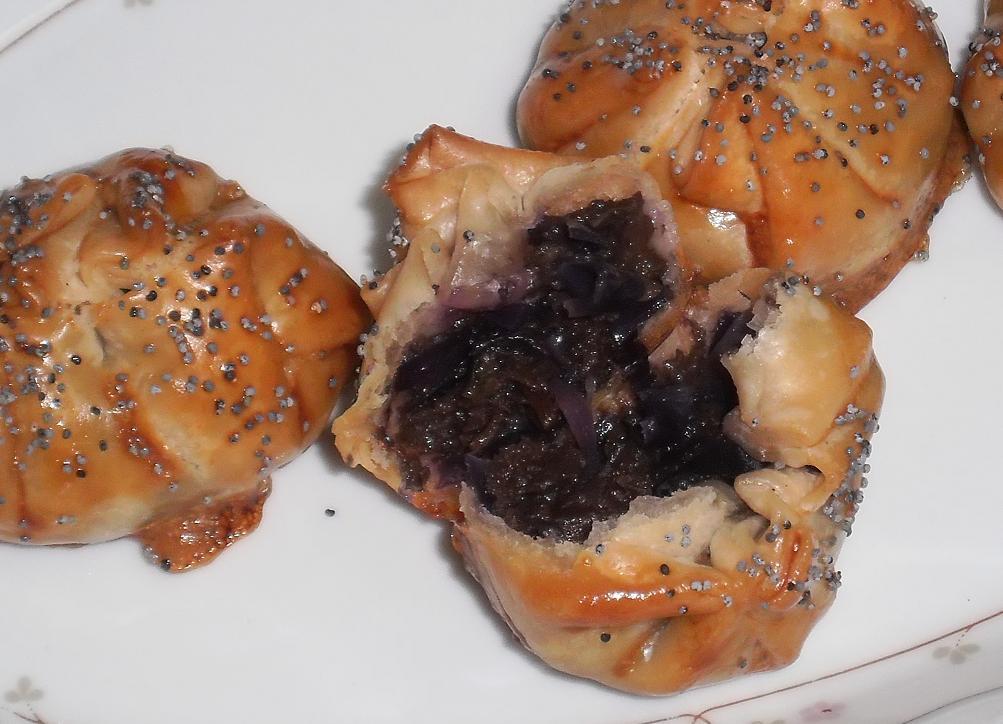 Foro de hogarmania limosneras de morcilla y lombarda for Cocinar lombarda