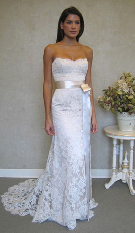 Perfect second wedding dresses for Bridal dresses for second weddings