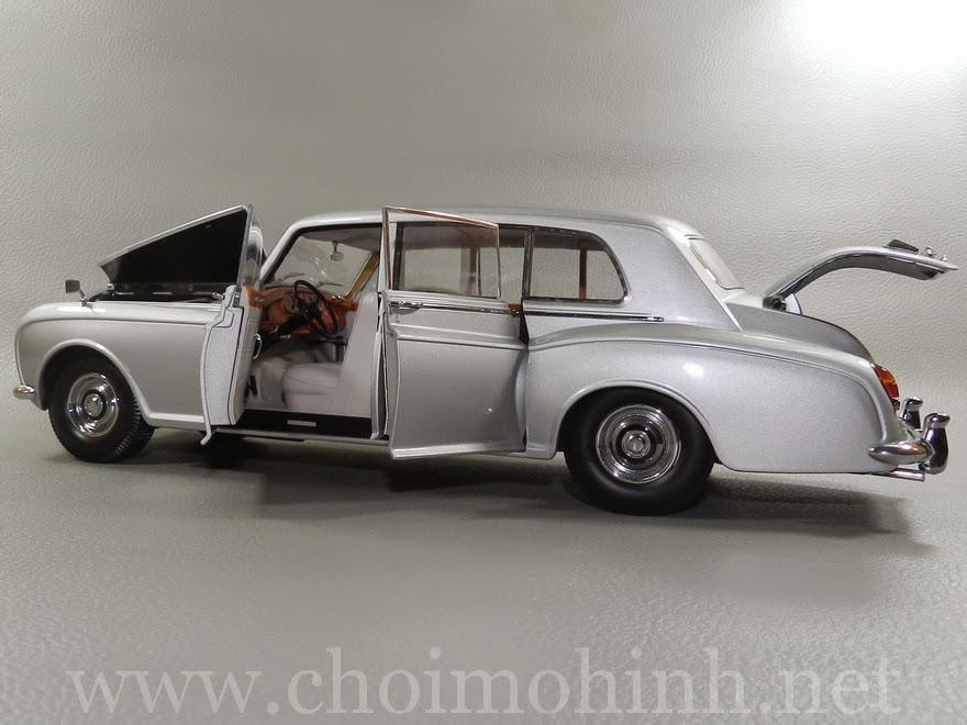Rolls-Royce Phantom V 1964 1:18 Paragon door