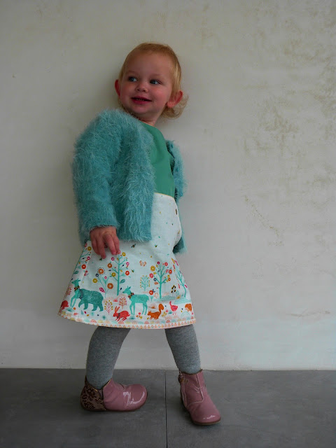 Louisa Dress, compagnie M