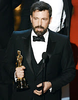 Ben Affleck at the Oscars