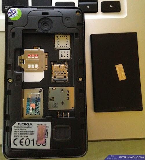 (Ulasan) Smartphone Nokia Asha 210 Dual Sim