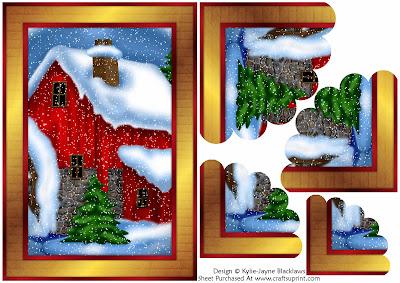 http://www.craftsuprint.com/card-making/pyramids/scenic/winter-scene-1-scalloped-pyramid-card.cfm