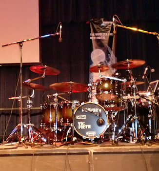 Emmanuelle Caplette's Drum Kit