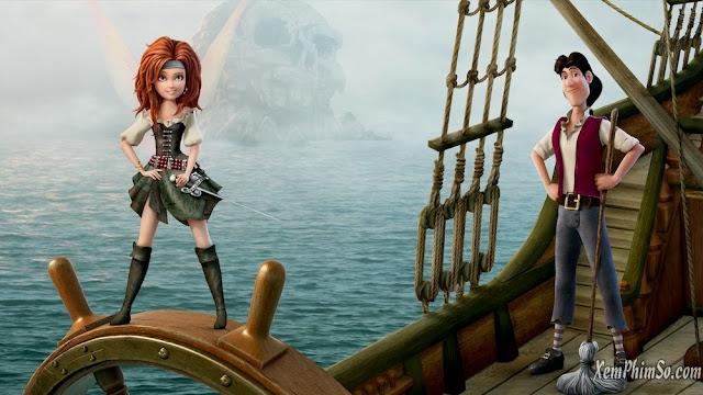 Nàng Tiên Hải Tặc heyphim Pirate Fairy character