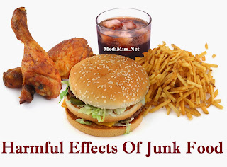 Harmful Effects Of Junk Food